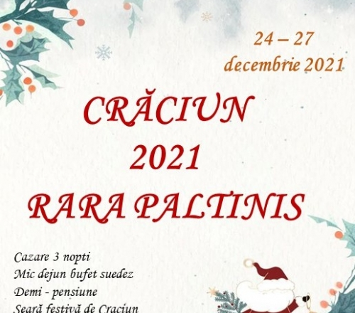 Pachet CRACIUN 2021