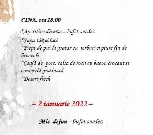 REVELION 2021-2022